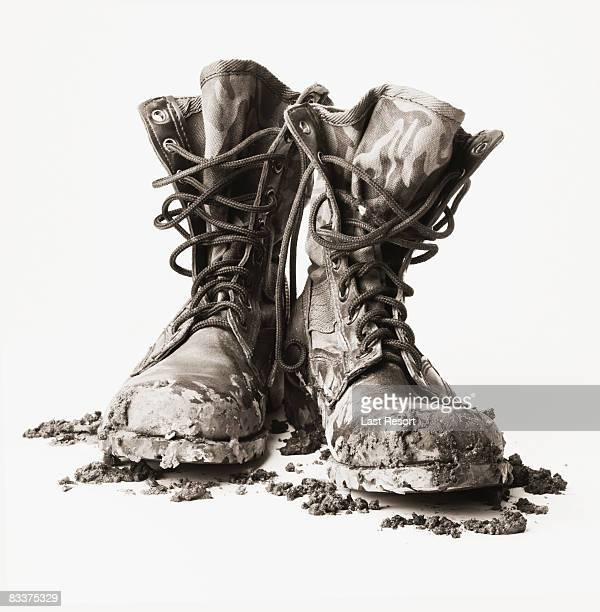 Used Muddy Boots