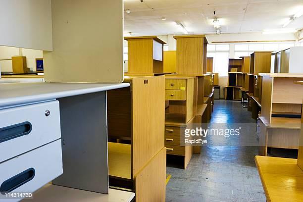 Utilizzate mobili per ufficio