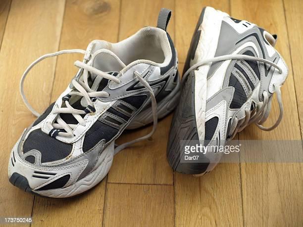 Used sneaker