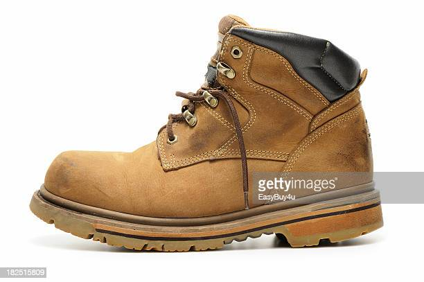 Used work boot