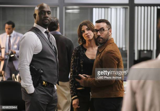 'User Bias' Pictured Richard T Jones as Detective Tommy Cavanaugh Natalia Tena as Sara Morton and Jeremy Piven as Jeffrey Tanner The San Francisco PD...