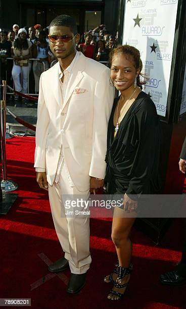Usher and Chili