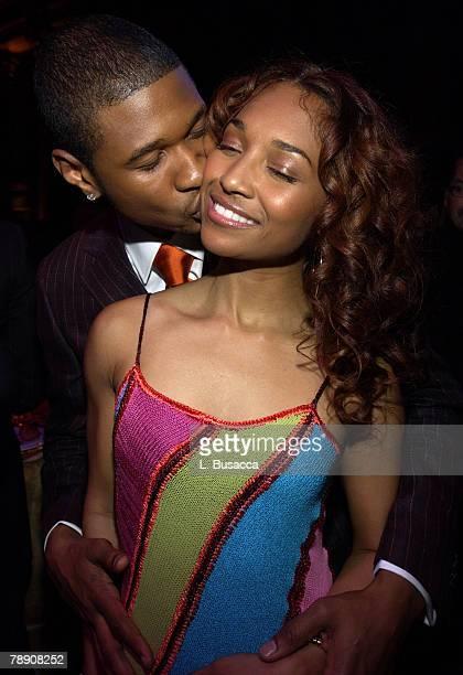 Usher and Chilli