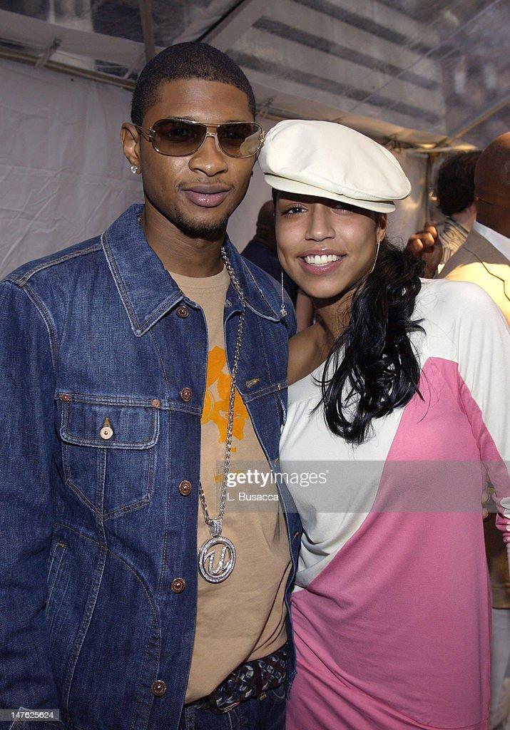 """Usher 2003 """"Arista Reloaded&..."""