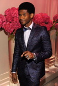 Usher attends Gabrielle's Angel Foundation Hosts Angel Ball 2013 at Cipriani Wall Street on October 29 2013 in New York City