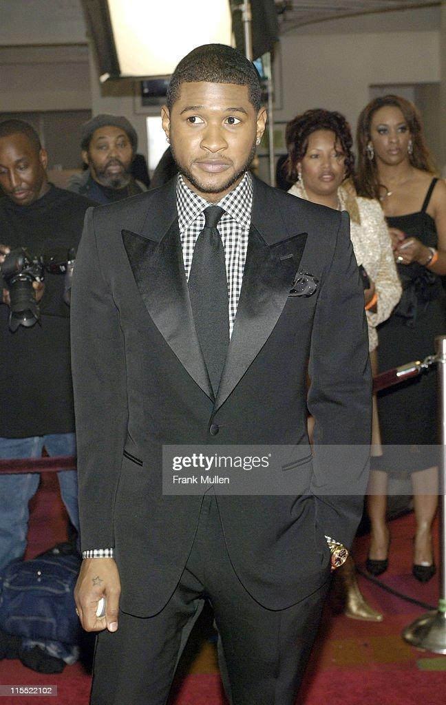Usher during 2006 Trumpet Awards - Arrivals at Georgia World Congress Center in Atlanta, Georgia, United States.