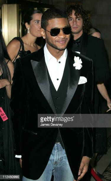 Usher during The Fashion Group International Presents The 21st Annual Night of Stars at Cipriani 42nd Street in New York City New York United States