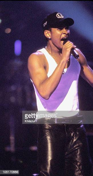 Usher during TNT Presents A Gift of Song New York January 1 1997 in New York City New York United States