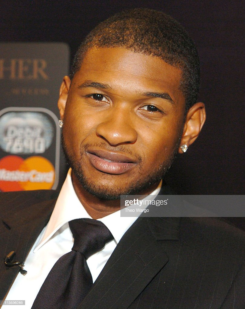 SR EXCLUSIVE: Usher Does Not Have Herpes