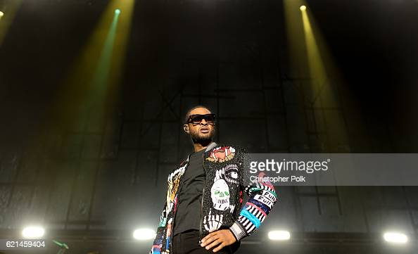 Usher performs at Real 923's The Real Show at The Forum on November 5 2016 in Inglewood California