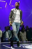 Usher performs onstage during the Puff Daddy and The Family Bad Boy Reunion Tour presented by Ciroc Vodka And Live Nation at Barclays Center on May...