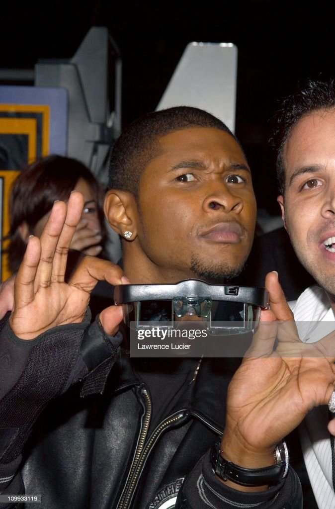 Usher DVD Release Party at Barcode | Getty Images