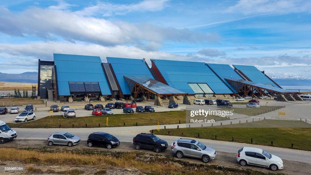 Ushuaia Airport Terminal : Stock Photo