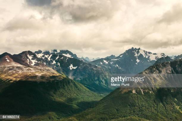 Ushuaia Nature Landscape, Patagonia, Argentina