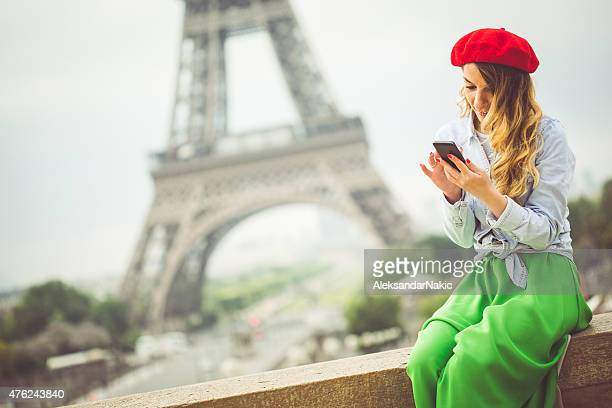 Using a mobile phone while traveling