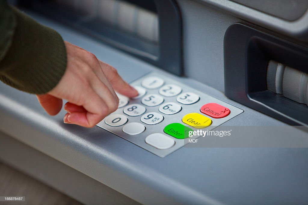 Using an Automated Teller Machine