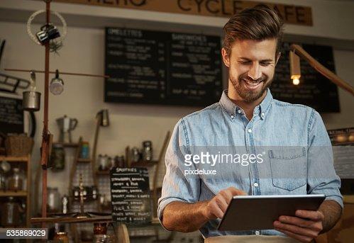 Using modern tech to run my business