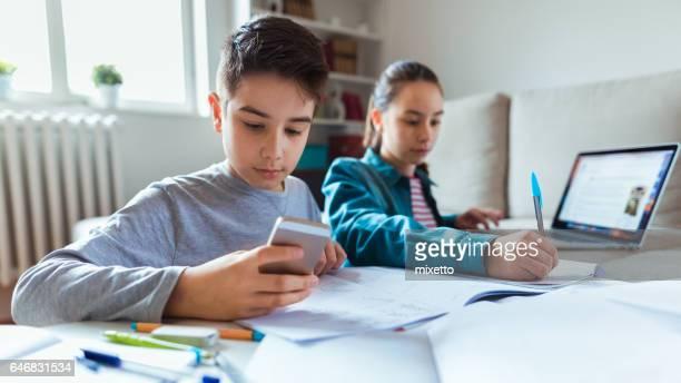 Verwendung von Smartphones für das Lernen