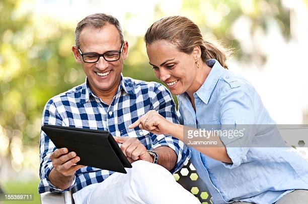 Using their Tablet PC