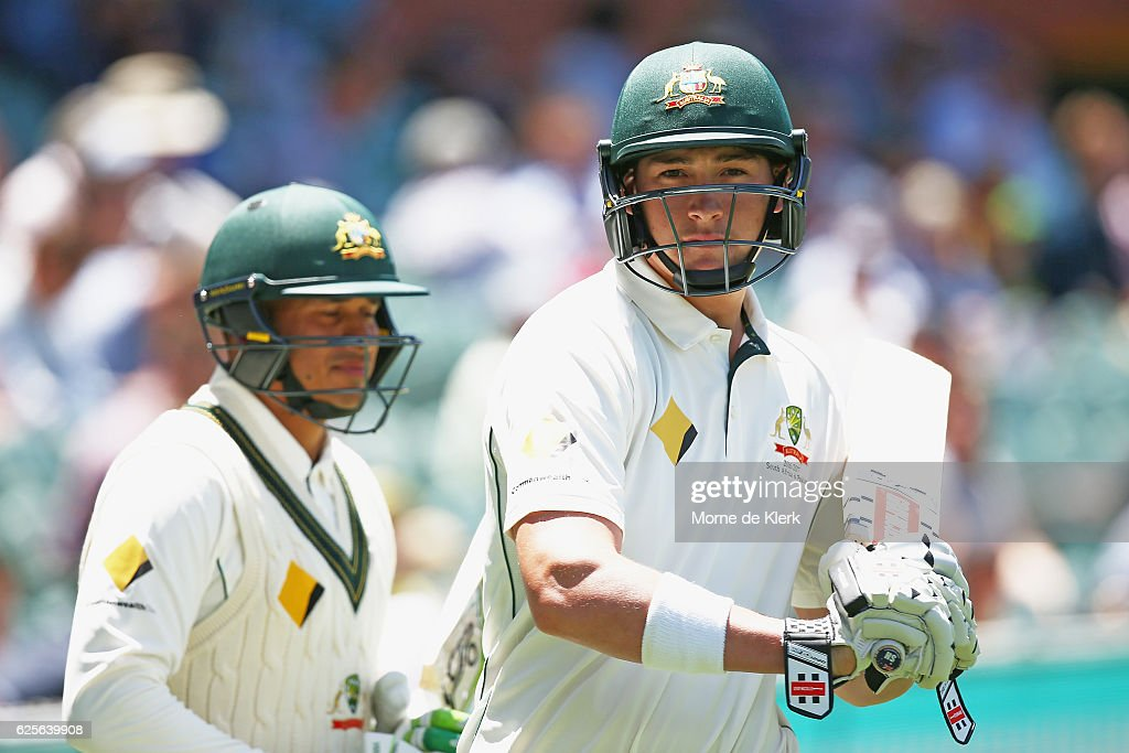 Australia v South Africa - 3rd Test: Day 2 : News Photo