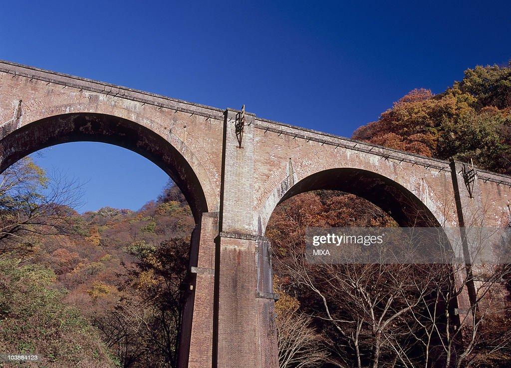 Usui No.3 Bridge, Annaka, Gunma, Japan