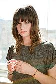 USA, Utah, Orem, Portrait of young woman