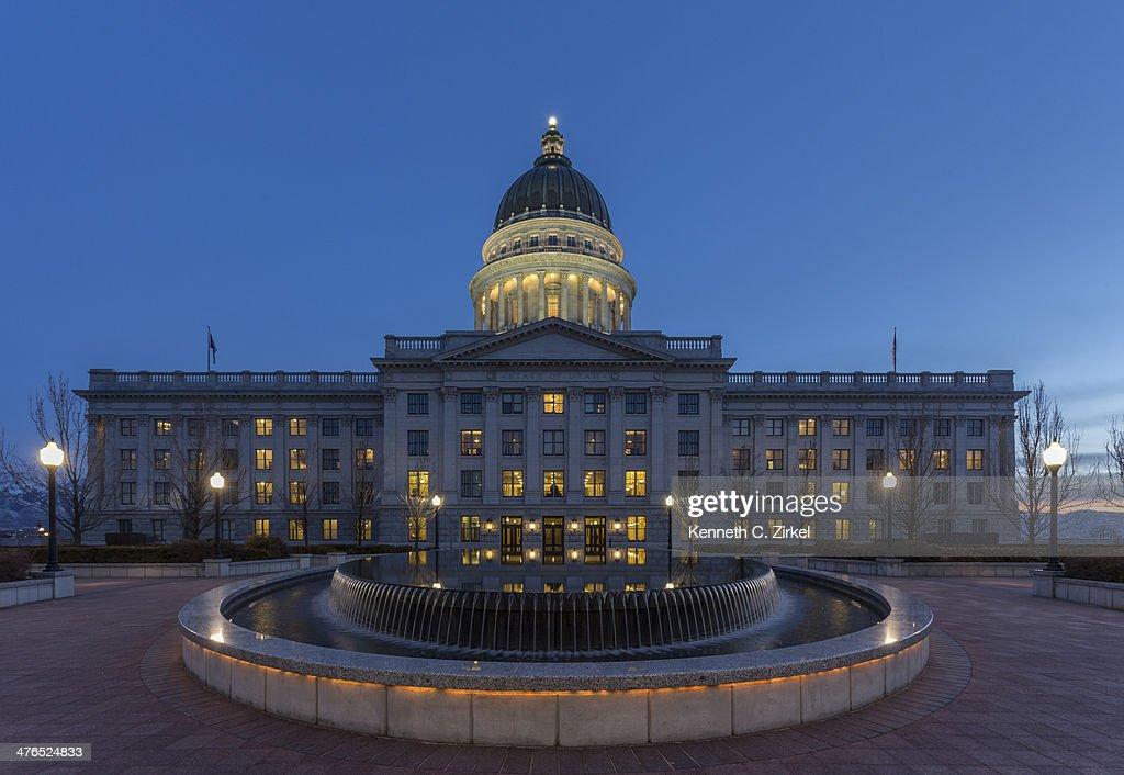 Utah State Capitol : Stock Photo
