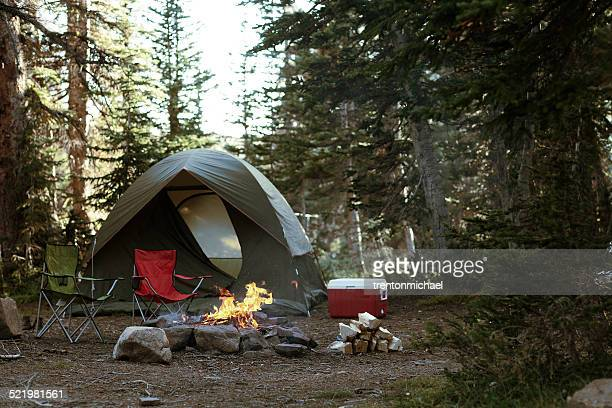 USA, Utah, Weekend Camping