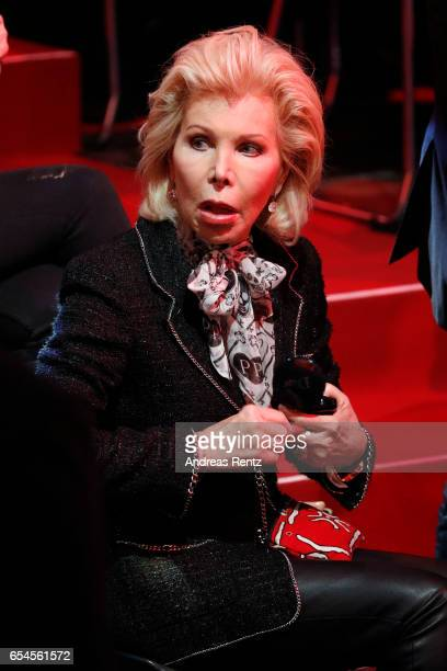 UteHenriette Ohoven mother of candidate Chiara Ohoven is seen ahead the 1st show of the tenth season of the television competition 'Let's Dance' on...