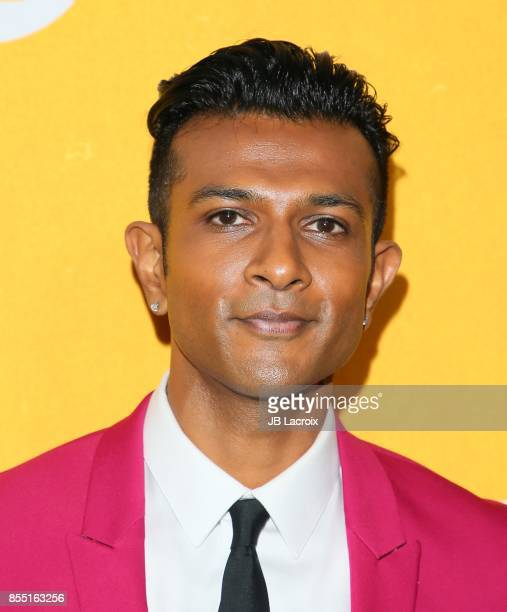 Utkarsh Ambudkar attends the premiere of Showtime's 'White Famous' on September 27 2017 in Los Angeles California