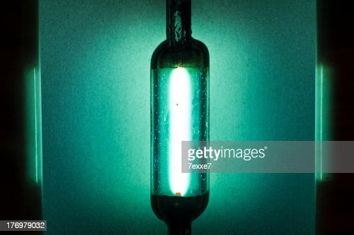 UV-Bulb : Stock Photo