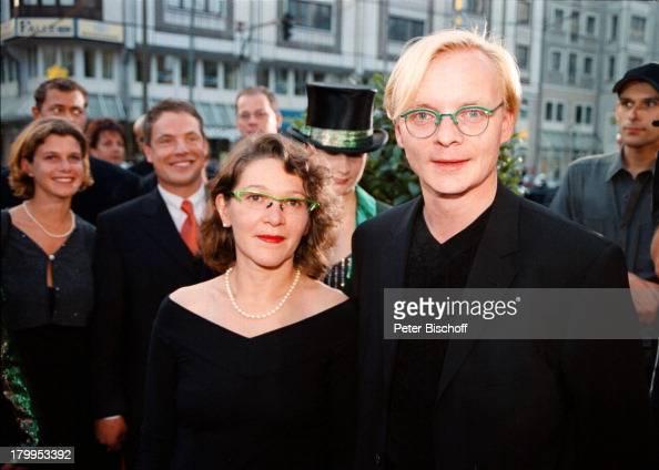 Helge Schneider Ehefrau