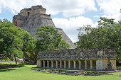 Location: The archeological site of Uxmal