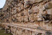 uxmal ruinsuxmal ruins in south of mexico in yucatan state