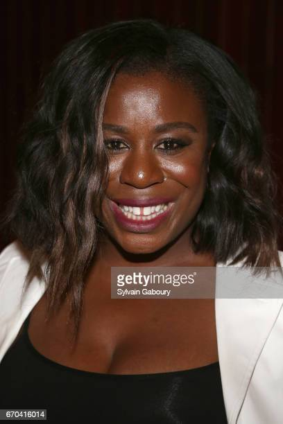 Uzo Aduba attends 15th Annual Benefit For The Academy of American Poets at Alice Tully Hall on April 19 2017 in New York City