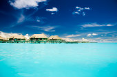 Vacation Cottages on Caribbean Ocean