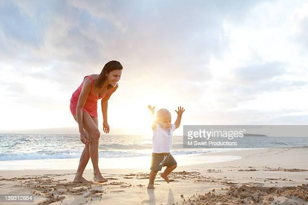Vacation family fun