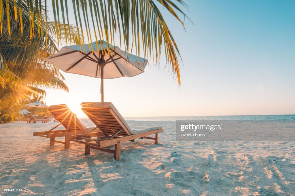 similar images - Beach Lounge Chairs