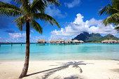 Vacation in Bora-Bora