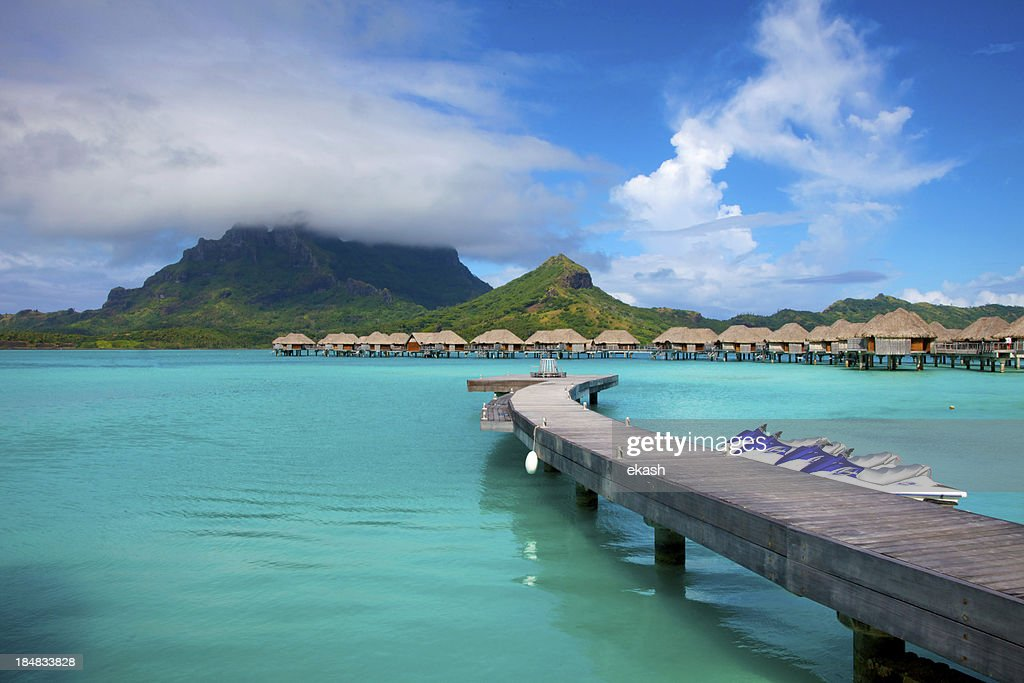 Vacation in South Pacific