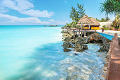 Vacation on the beautiful island Zanzibar