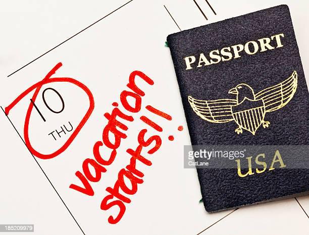 Vacation Starts!