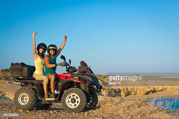Urlaub auf quad