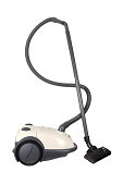 Vacuum Cleaner +Clipping Path