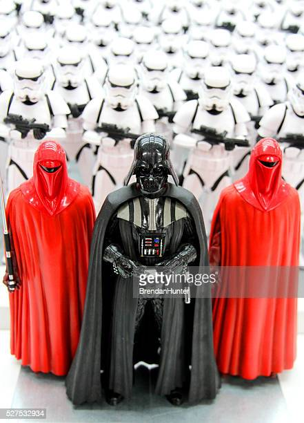 Vader and Guards