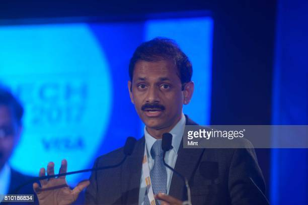 V Vaidyanathan Capital First Group Founder and Executive Chairman photographed during MINT Fintech Summit 2017 in Mumbai