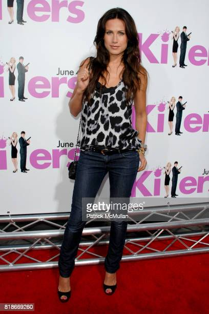 Vail Bloom attends 'Killers' Los Angeles Premiere at ArcLight Cinemas on June 1 2010 in Hollywood California