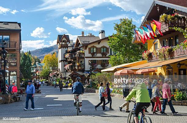 Vail Village in Vail, Colorado