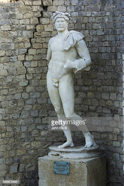 Vaison le Romaine, Laureled Apollo statue