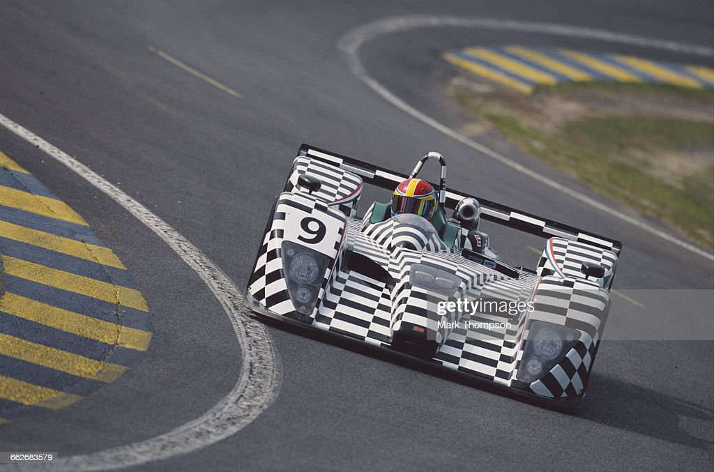 Val Hillebrand of the Netherlands drives the Racing for Holland LMP900 Dome S101 Judd V10 during the pre race test days for the FIA World Sportscar...